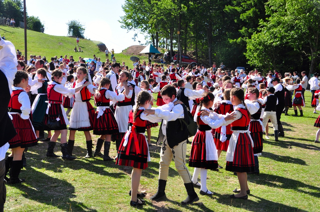 1000 Székely Girls… A Rite of Passage
