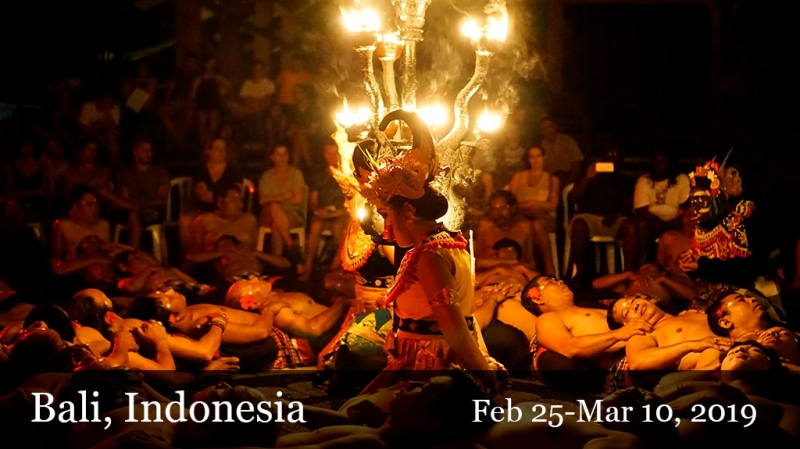 Balinese Cultural Experience