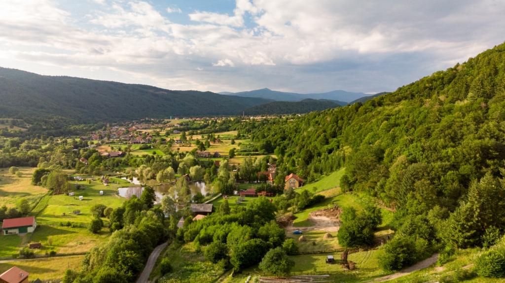 Transylvania Scenery